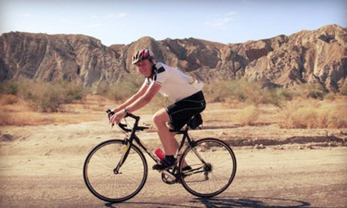 PS Bike Tours - Multiple Locations: $75 for a Coachella Valley Bike Tour for Two with Snacks from PS Bike Tours (Up to $160 Value)