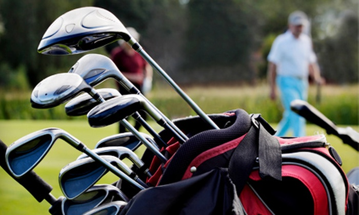 McNary Golf Club - Keizer: Golf Outing with Cart Rentals for One or Four People at McNary Golf Club in Keizer