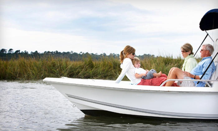 Lakeside Auto and Marine Detailing - Gardiners: $145 Dry Dock Boat-Maintenance Package at Lakeside Auto and Marine Detailing (Up to $290 Value)
