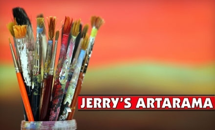 Jerry's Artarama - Jerry's Artarama in West Palm Beach