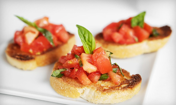 Mezzodi's - Greater South Side: $15 for $30 Worth of Italian Cuisine and Drinks at Mezzodi's