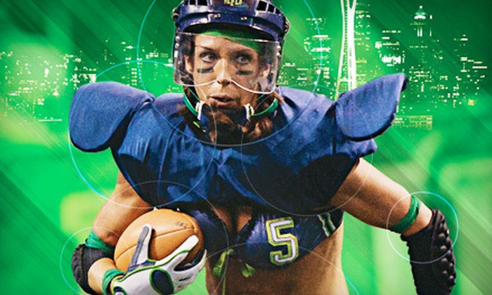 Lingerie Football League's Seattle Mist - Seattle: Outing for One or Four to Lingerie Football League Game at ShoWare Center in Kent on January 6 (Up to 60% Off)