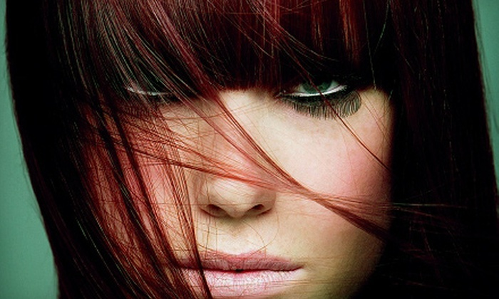 Hair On Earth - Tallahassee: Feather Extensions or Conditioning Hair Treatment at Hair on Earth. Choose from Three Options.