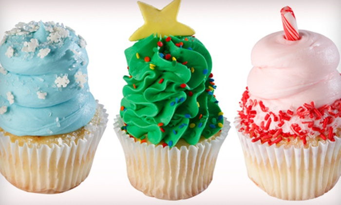 Gigi's Cupcakes - Forest Hills: Gourmet Cupcakes at Gigi's Cupcakes (Up to 52% Off). Two Options Available.