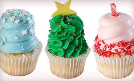 Half-Dozen Gourmet Cupcakes (a $20 value) - Gigi's Cupcakes in Louisville