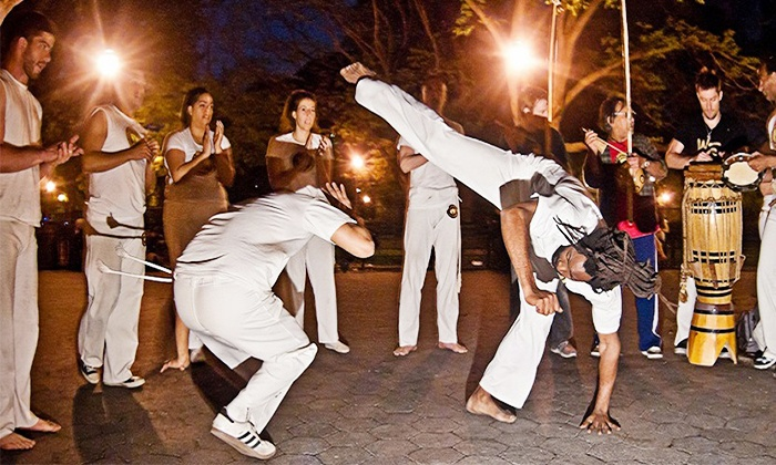 Capoeira Guanabara New York - Capoeira Guanabara New York: Four Weeks of Unlimited Adult or Youth Classes at Capoeira Guanabara New York (Up to 64% Off)