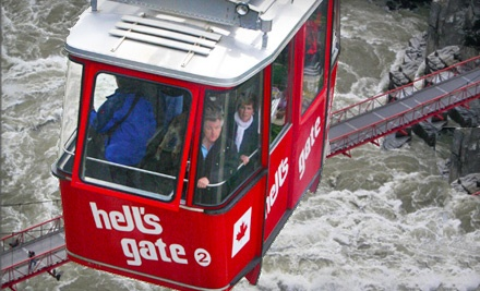 Gold-Panning Adventure for Two (a $64.62 Value) - Hell's Gate Airtram in Boston Bar
