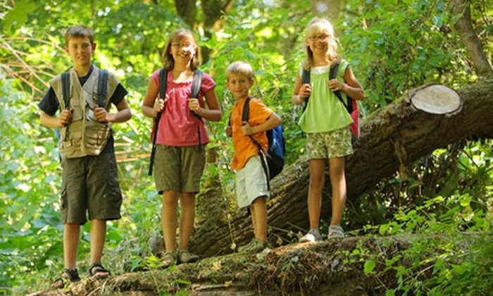 The Montessori Academy at Edison Lakes - Mishawaka: Four-day or Five-day Exploration Summer Camp at The Montessori Academy at Edison Lakes. Six Dates Available.