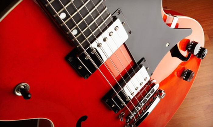 The Ultimate School of Guitar - Edgewater: Private Guitar or Voice Lessons at The Ultimate School of Guitar