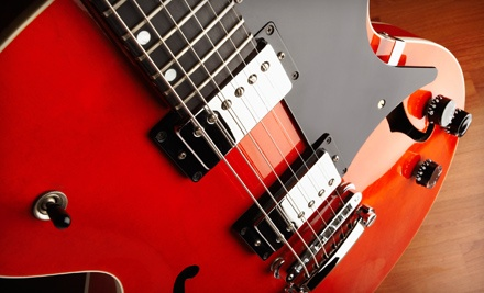 The Ultimate School of Guitar: Three Private 30-Minute Guitar Lessons - The Ultimate School of Guitar in Chicago
