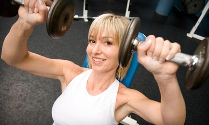 New World Fitness - St John's: One-Month Junior or Regular Membership to New World Fitness