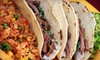 Baja Grill - Downtown: $9 for $18 Worth of Californian Cuisine at Baja Grill