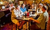 Up to 57% Off Meal and Cigar at Elite Cigar Cafe