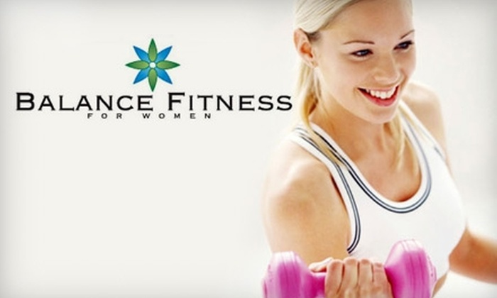 Balance Fitness For Women - Ancaster: $30 for One-Month Membership, Including Unlimited Circuit Classes and Discounted Spin Classes, at Balance Fitness for Women ($73.45 Value)