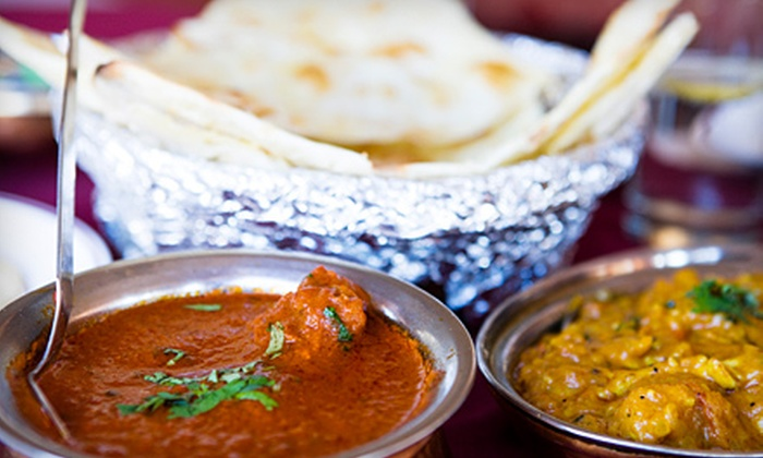 The New Nupur - Glebe - Dows Lake: $15 for $30 Worth of Indian Fare at The New Nupur