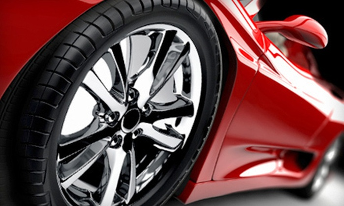 7 Hills Hand Car Wash - Henderson: $59 for a Brazilian-Black-Wax Detail at 7 Hills Hand Car Wash in Henderson ($125 Value)