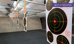 Mass Firearms School: Introduction to Shooting Handguns and Rifles Experience for One or Four at Mass Firearms School (Up to 50% Off)