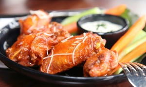 FuNuGyz: Appetizer Samplers, Pub Fare, andDomesticDraft Beers at FuNuGyz (Up to 41% Off). ThreeOptions Available.