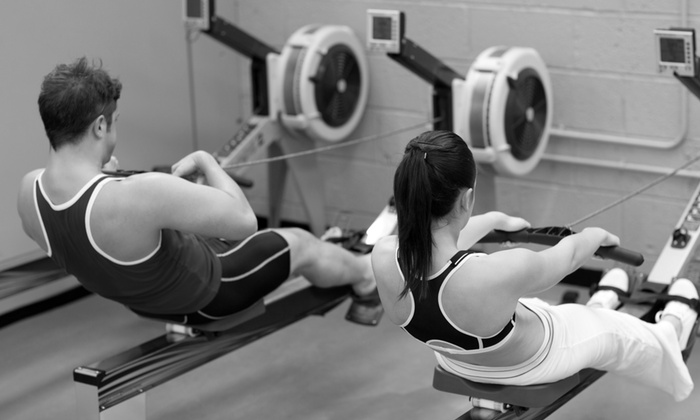The Rowing Place at No Limits Rowing - Newport: 5, 10, or 20 Indoor Rowing Classes at The Rowing Place at No Limits Rowing (Up to 74% Off)