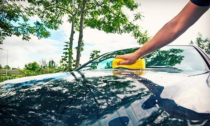 Autopia Carwash - Martinez: $85 for an Exterior Auto Detail at Autopia Carwash ($175 Value)