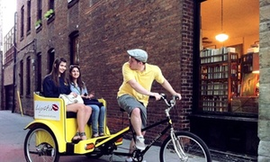 Tree Town Pedicab Co.: Up to 54% Off Pedicab Tour at Tree Town Pedicab Co.