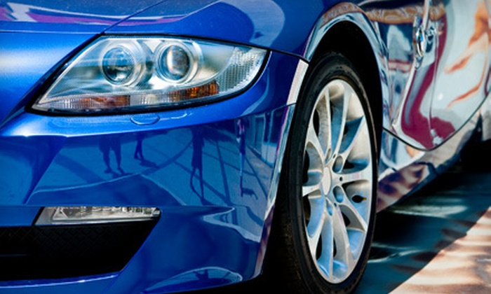 Finishing Touch Auto Detailing - Boston: Detailing Package for a Regular, Midsize, or Large Vehicle at Finishing Touch Auto Detailing in Quincy (Up to 61% Off)