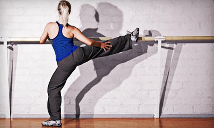 Mind Body Barre Fitness & Healing Studio - Rehoboth: 5, 10, or 15 Drop-In Fitness Classes at Mind Body Barre Fitness & Healing Studio (Up to 68% Off)