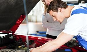 Cms Talleres: Cambio de aceite y filtro con pre-itv para coche por 34,90 € y con chequeo del circuito refrigerante por 54,90 €