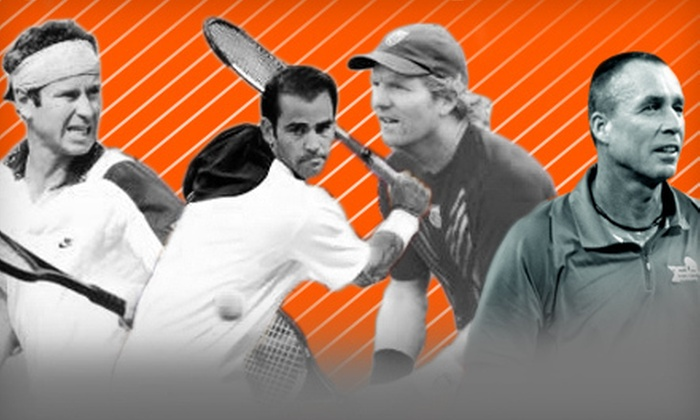 PowerShares Challenge - Near West Side: PowerShares Challenge Tennis Tournament at the United Center on October 17 at 7:30 p.m. (Up to 51% Off)