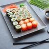 Menu sushi all you can eat