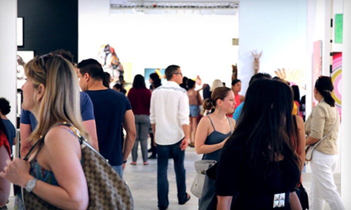 artMRKT Hamptons - Bridgehampton Historical Society: Entry to Contemporary and Modern Art Fair on July 12–14 from artMRKT Hamptons (Up to 56% Off). Four Options Available.