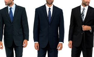 Vitto Italy Mens Two-Piece Suit