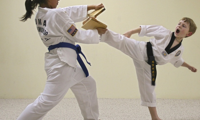 Klok's School of Martial Arts - Wake Forest: Up to 93% Off 10 Classes w/ Uniform for 1 or 2 at Klok's School of Martial Arts