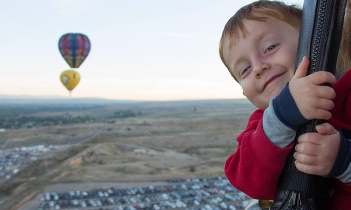 Air Adventures Aloft - Dallas: Hot Air Balloon Ride for One or Private Hot Air Balloon Ride from Air Adventures Aloft DFW (Up to 30% Off)