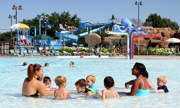 Sea Lion Aquatic Park - Lisle: Water-Park Visit for Two or Four at Sea Lion Aquatic Park (50% Off)