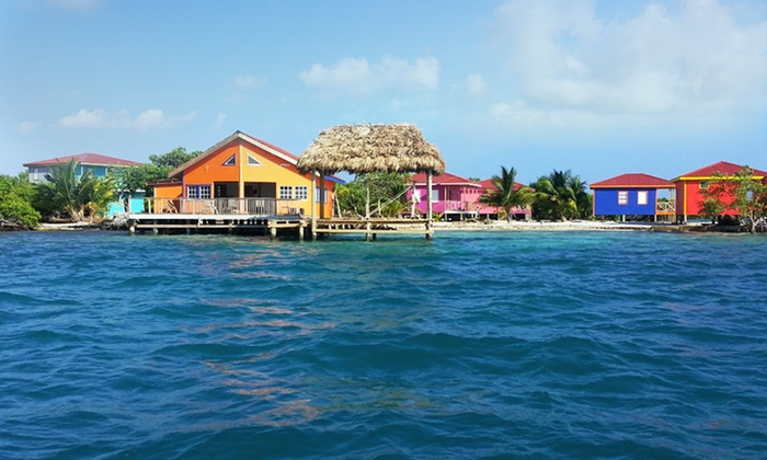 Yok Ha Resort - Belize: 4- or 7-Night Stay for Two with Meals at Yok Ha Resort in Belize