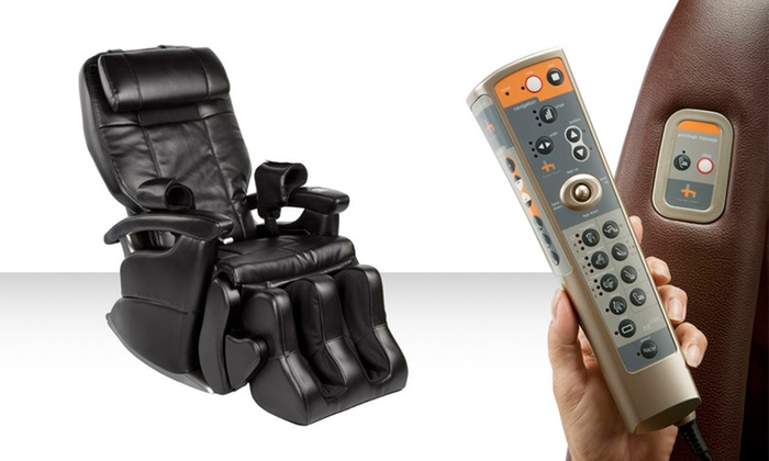 Refurbished Massage Chair human touch massage chair | groupon goods