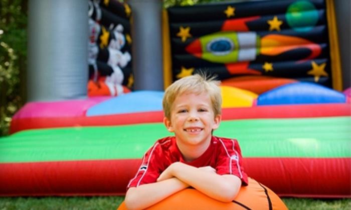 Inflatable Fun Atlanta - Atlanta: Inflatable Rentals from Inflatable Fun Atlanta. Two Options Available.