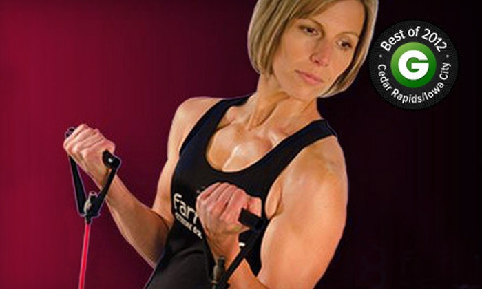 Farrell's eXtreme Bodyshaping - Multiple Locations: $179 for a 10-Week Body-Shaping Boot Camp at Farrell's eXtreme Bodyshaping ($369 Value). Seven Options Available.