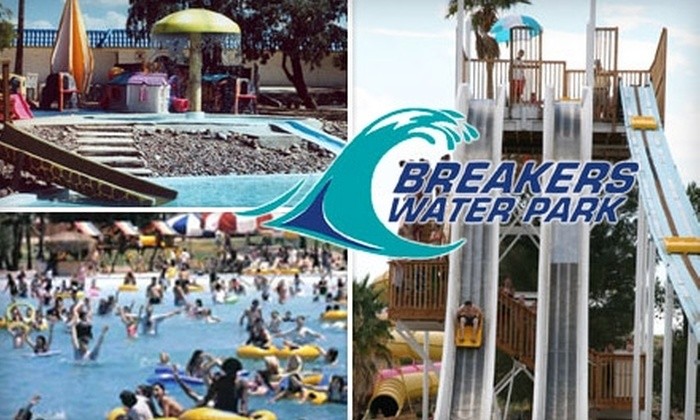 Breakers Water Park - Marana: $9 for a Day Pass to Breakers Water Park ($19.95 Value)