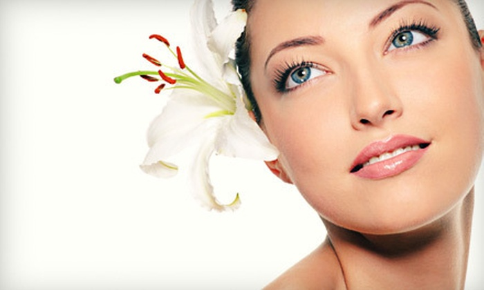 LD Skin Spa - Northern Woods: Firming Facial, Back and Body Treatment, or Both at LD Skin Spa (Up to 59% Off)