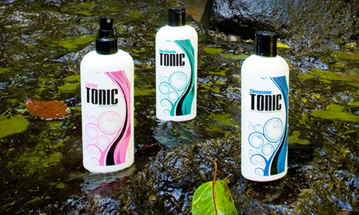 Tonic: $25 for $50 Worth of Haircare Products from Tonic