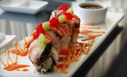 $30 Groupon to Crave Sushi - Crave Sushi in Houston