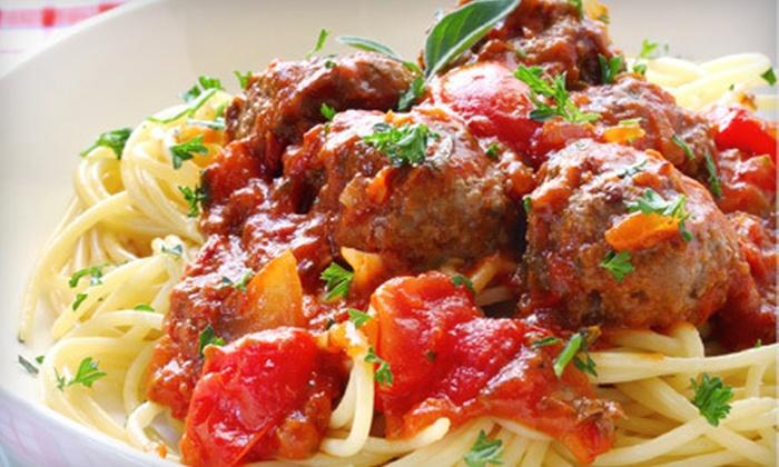 Tuscany's Restaurant - Tuscawilla: Italian Fare at Tuscany's Restaurant in Winter Springs (Up to 52% Off)