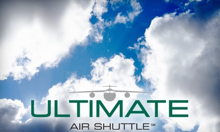 Ultimate Air Shuttle - Linwood: $297 for Round-Trip Flight from Lunken Airport to New York City Area ($595 Value) or $222 for Round-Trip Flight from Lunken Airport to Chicago ($445 Value) with Ultimate Air Shuttle