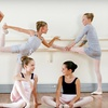 Up to 60% Off Group Dance Lessons at En Pointe