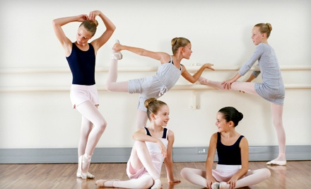 Two-Class Punch Card for Group Dance Lessons (a $35 value) - En Pointe in Philadelphia