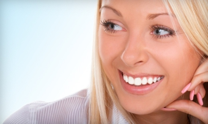 Pacific Tanning - Multiple Locations: $39 for a 30-Minute Teeth-Whitening Session at BleachBright ($200 Value)