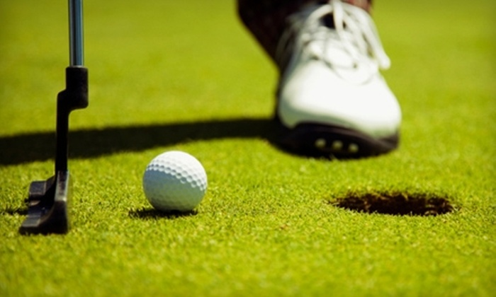 Airport Golf Fun Center - North Attleborough: $20 for $50 Toward Mini Golf, Driving-Range Buckets, and More at Airport Golf Fun Center in North Attleborough