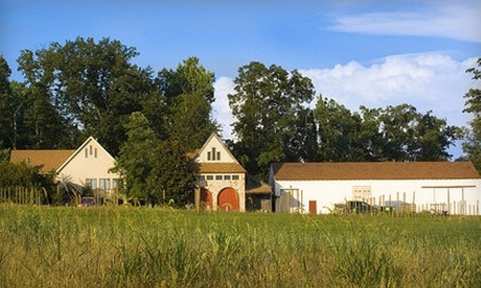 First Colony Winery - Richmond: $15 for Two Wine Tastings at First Colony Winery in Charlottesville ($30 Value)